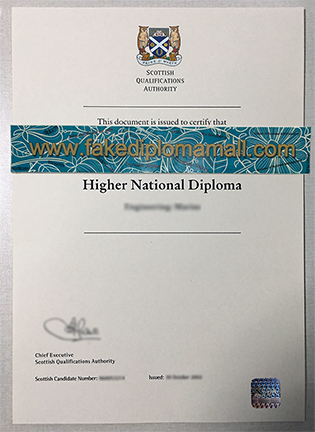 How to Obtain The SQA Higher National Diploma Certificate?