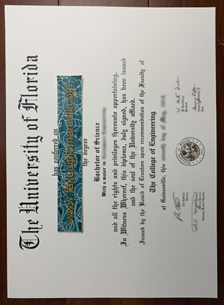 Would Like To Buy A Fake University of Florida Degree, UF Fake Diploma