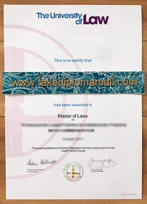 The University of Law Issue Master of Law Diploma, Buy Fake LLM Degree