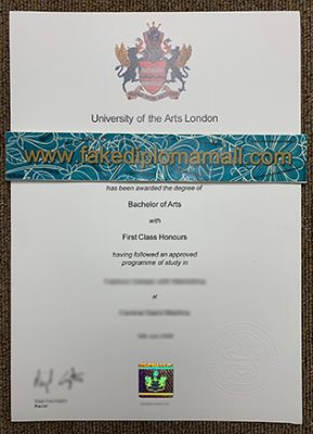 How To Buy Fake UAL Diploma in London?
