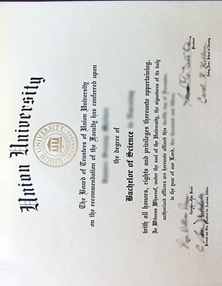 Buy A Fake Union University Diploma In Tennessee