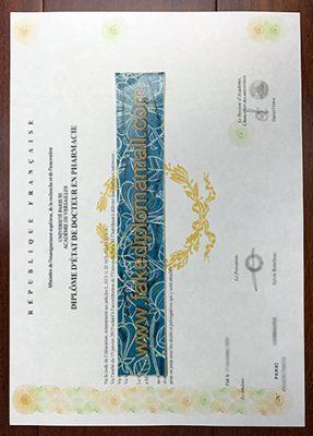 Buy A Fake Université Paris-Sud Diploma To Show Parents, French Degree