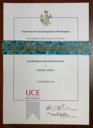 Fake UCE Birmingham Degree, Where To Buy UCE Birmingham Diploma From UK