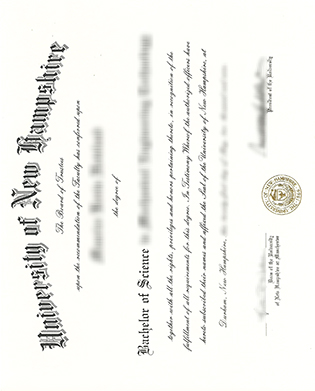 Buy A Fake Degree From University of New Hampshire