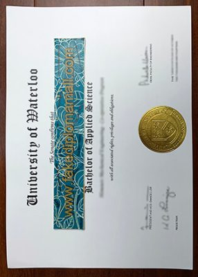 How Do You Think About The University of Waterloo Actuarial Science Fake Diploma?