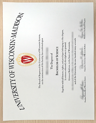 How Much For A Fake University of Wisconsin-Madison Degree?
