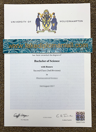 University of Wolverhampton Fake Degree, Buy England Diploma Online