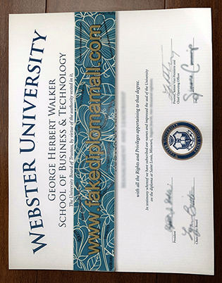 How To Turn Your Webster University Fake Diploma From Zero To Hero at Saint Louis