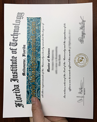Fake Florida Institute of Technology Degree, Buy Florida Tech Fake Diploma