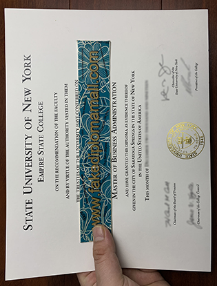 Where To Find The SUNY Empire State College Fake Diploma Manufactory?