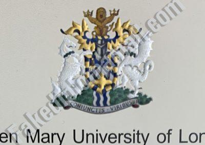 QMUL Emblem
