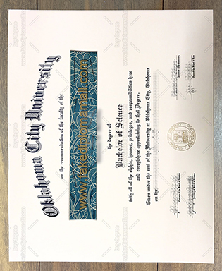 How To Buy the Oklahoma City University Fake Diploma?