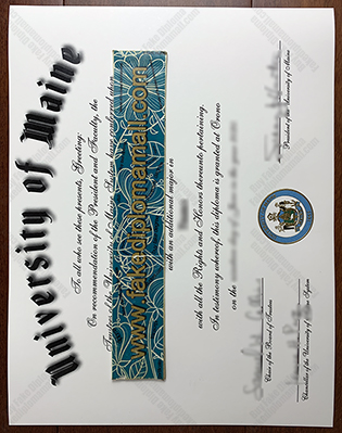 The Best Way to Get a Fake University of Maine Diploma