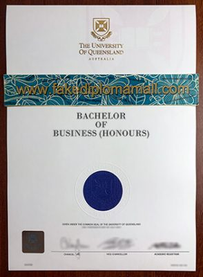 UQ Degree, Buy The University of Queensland Fake Diploma