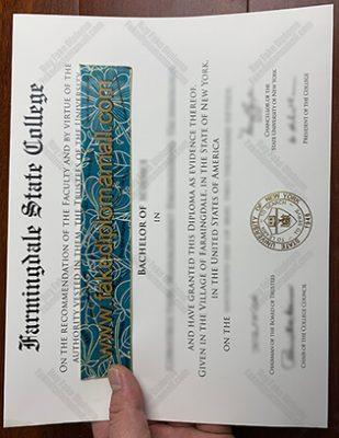 Buy a Fake Farmingdale State College Diploma in NY