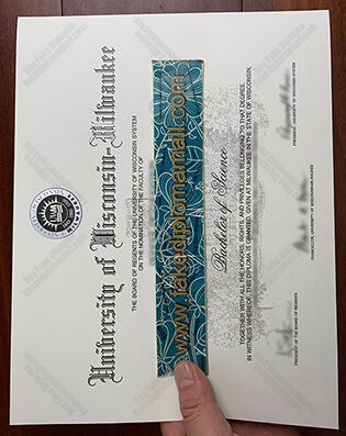 UWM Degree | Buy UW-Milwaukee Fake Diploma