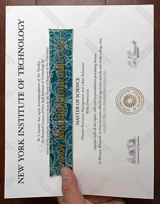 Secure of Buy NYIT Fake Diploma online