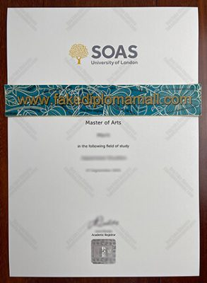 How to own the SOAS Fake Diploma within one Week? Tips Here